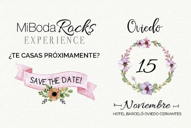 Mi Boda Rocks Experience Oviedo 15 noviembre 2015 - showroom nupcial Asturias - blog de bodas
