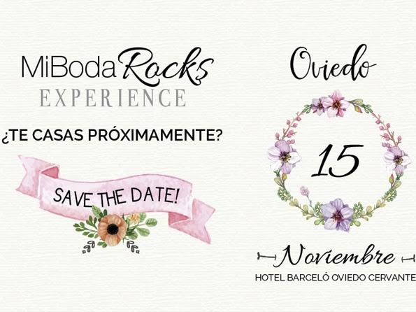 Mi Boda Rocks Experience Oviedo 15 noviembre 2015