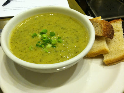 Soups (1-2 daily soups) :