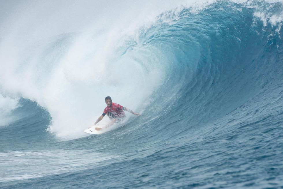 9 Filipe Toledo Billabong Pro Tahiti Foto WSL Stephen Robertson