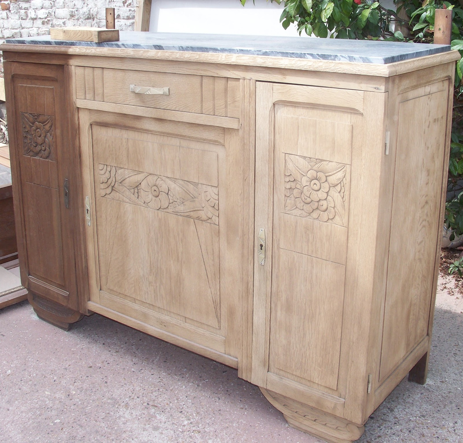 D capage a rogommage petits meubles - Decapage meuble ancien ...