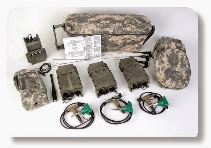 Тактическая система раннего предупреждения вторжения AN/PRS-9A