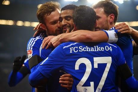 Liga Jerman : Schalke 1 – 0 Gladbach