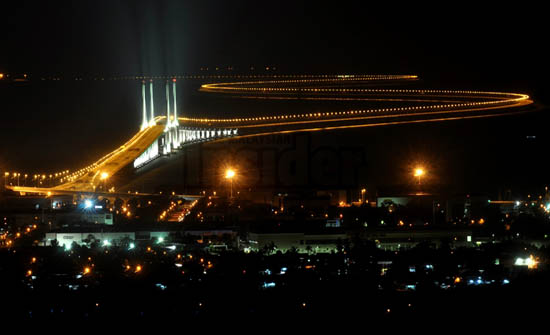 Penang Second Bridge Malaysia Photo