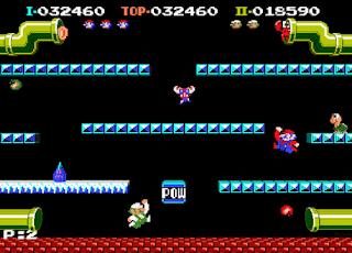 Game Mario Bros