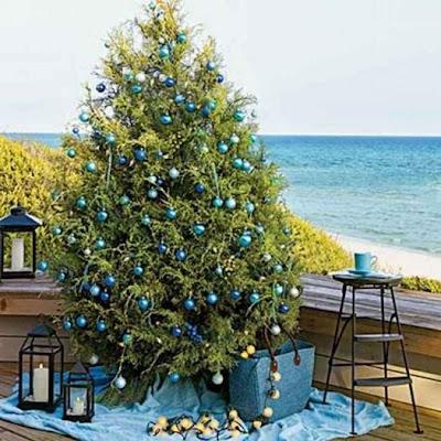 decoración arbol navidad