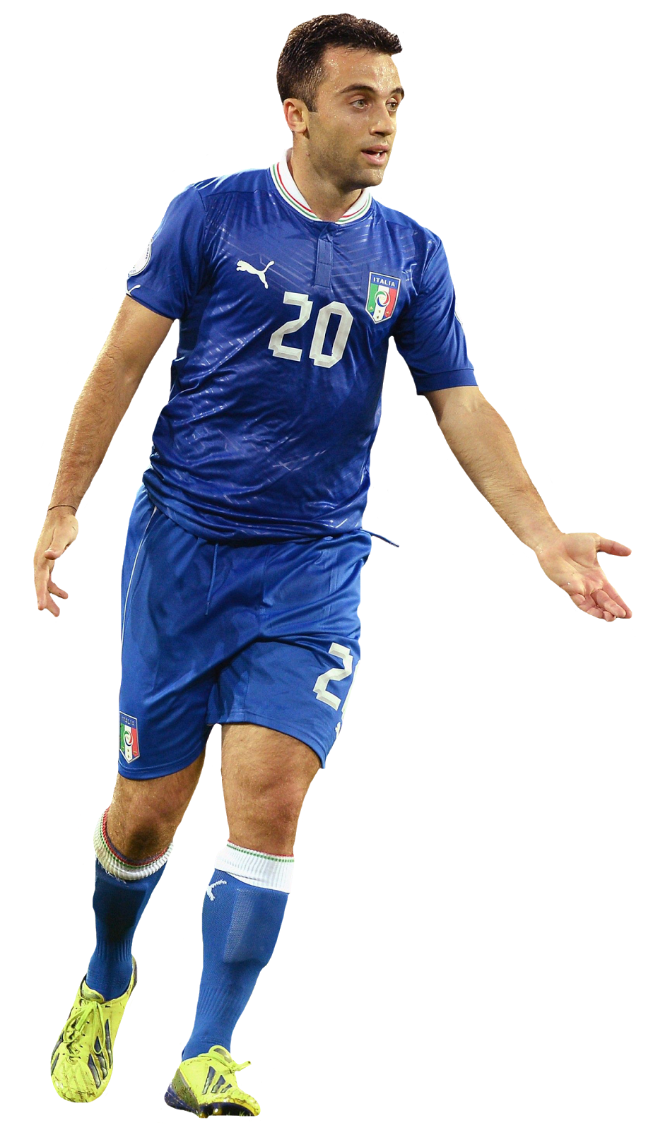 TIME FOR RENDERS Giuseppe Rossi