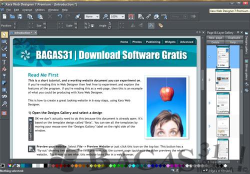 Xara Web Designer 7.0.4 Premium + Crack 2