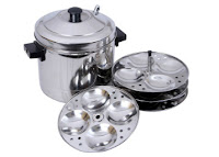 Buy Tallboy Idly Cooker 4 Plates at Rs 389 Via Pepperfry : Buytoearn