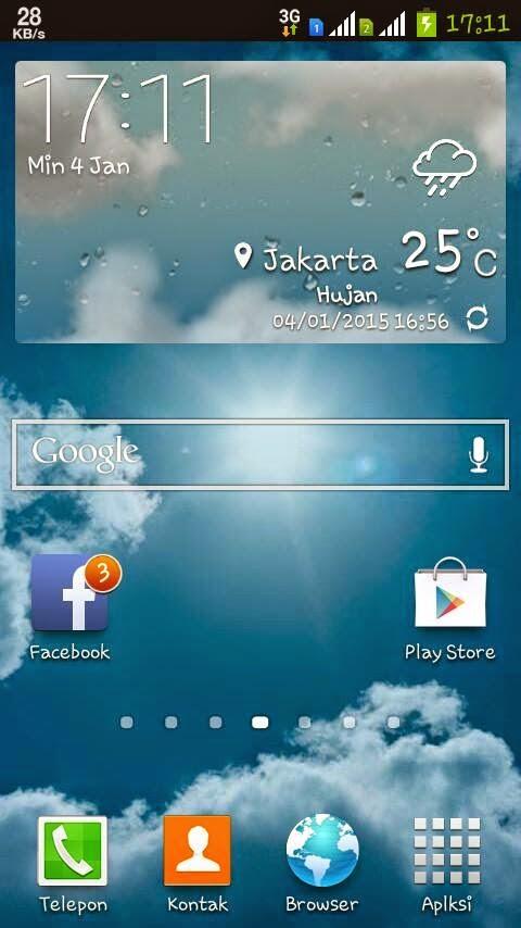 Download ROM Samsung Galaxy S5 Untuk Andromax i2