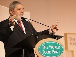 Lula diz que FMI enfrenta crise mundial com 'silêncio profundo'