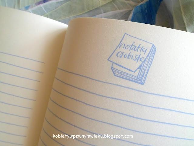 notatki osobiste