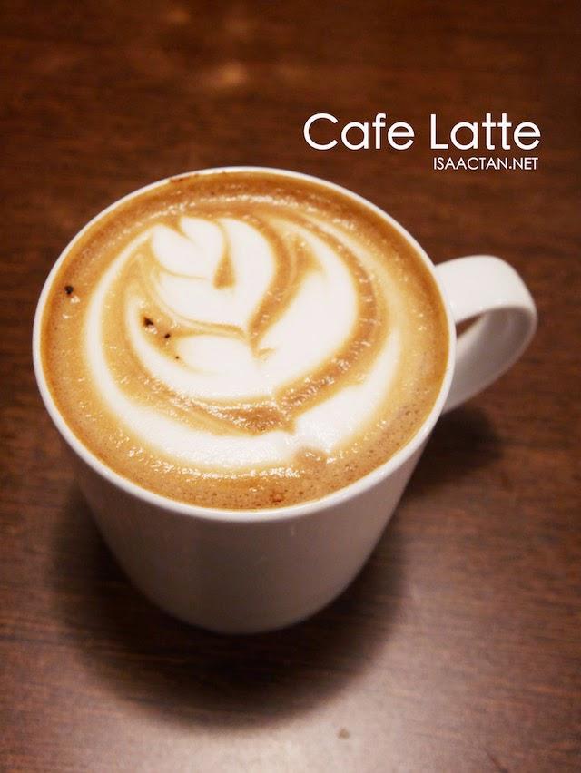 Caffe Latte - RM11