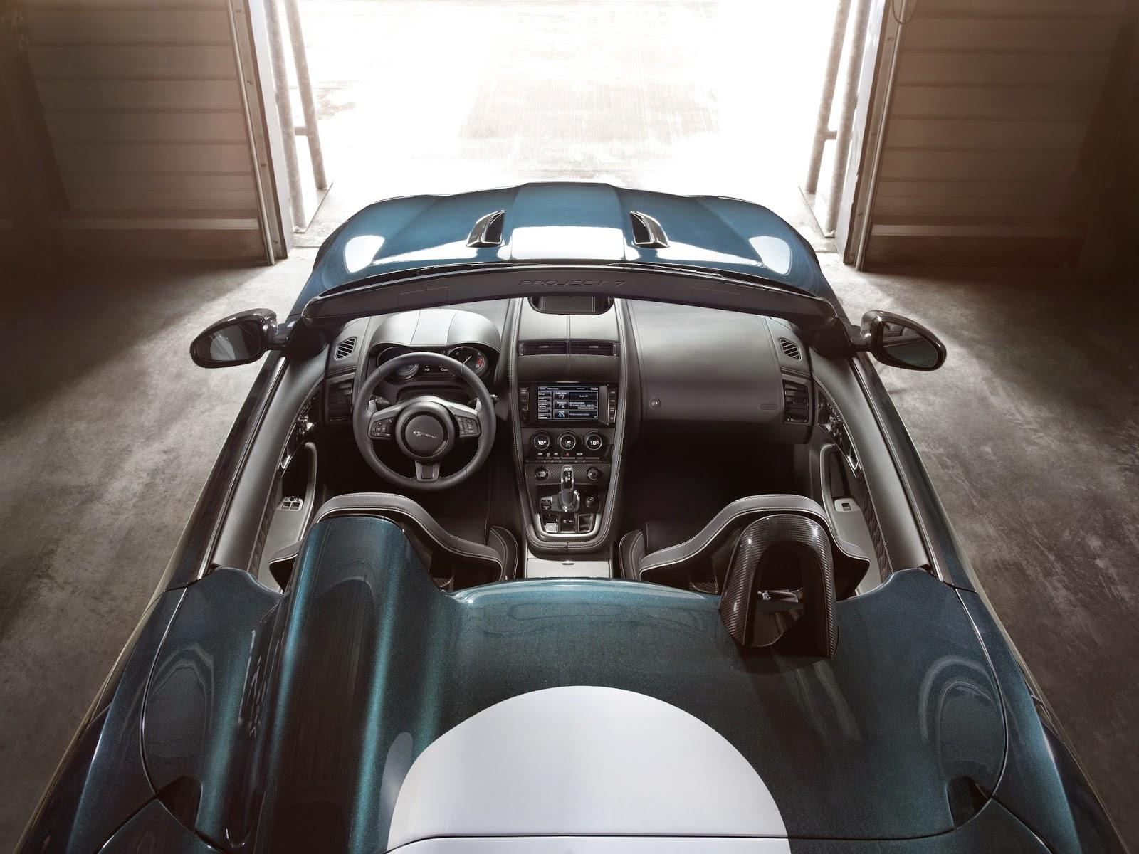 Jaguar F-Type Project 7 Gets Production Run
