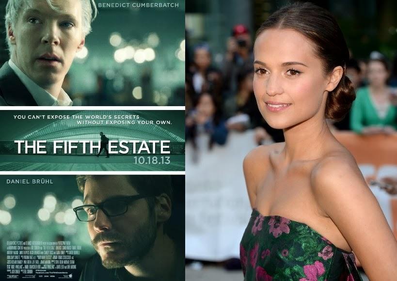 Film The Fifth Estate (2013)