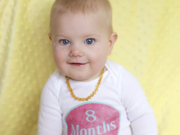 Amelia - 8 months