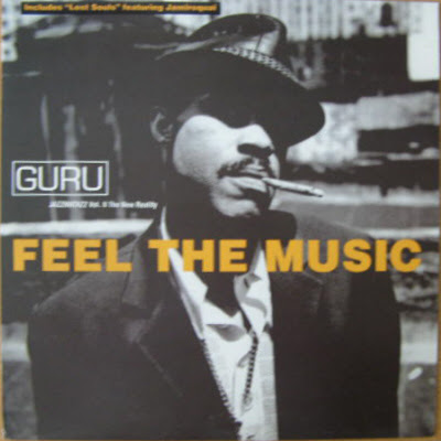 Guru – Feel The Music (CDM) (1993) (320 kbps)
