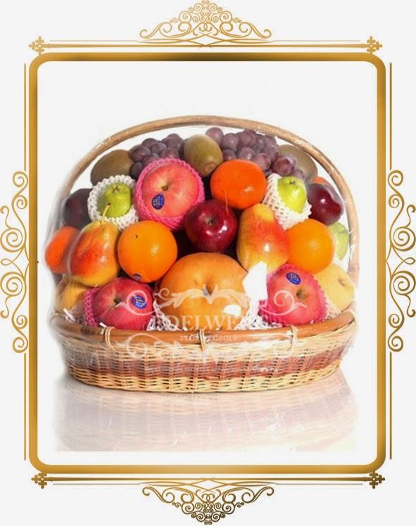 karangan buah dan bunga terbaik jakarta, toko parcel buah di jakarta, toko bunga,