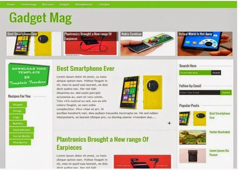 Gadget mag responsive blogger template free download blogger gadget mag responsive blogger template free download maxwellsz