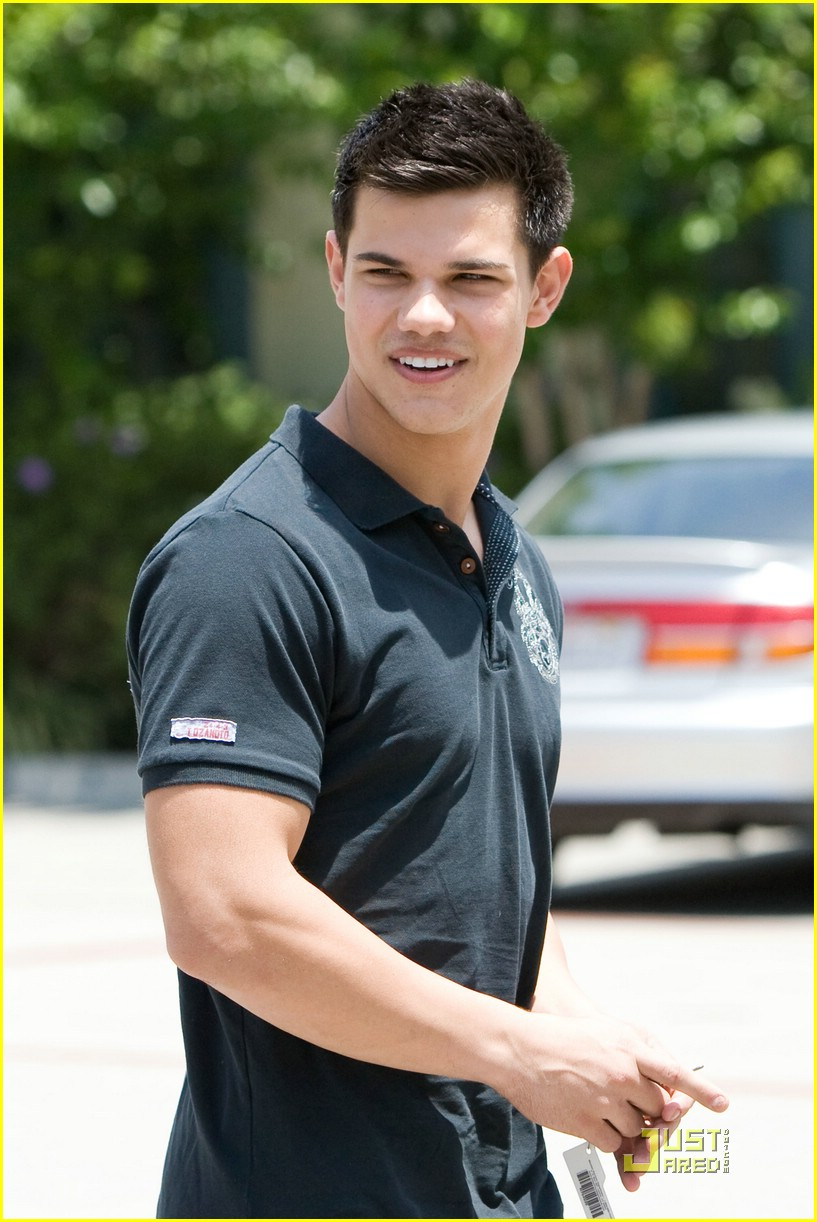 New Moon Taylor Lautner Wig 116