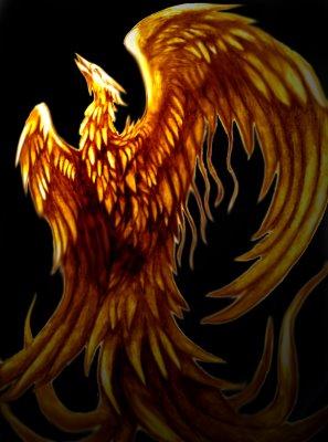 Phoenix Bird