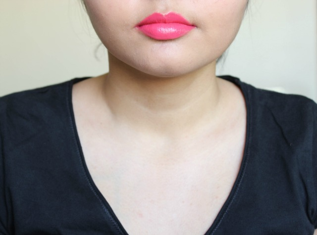 Maybelline Velvet Matte Liquid Lipstick in Vivid Rose