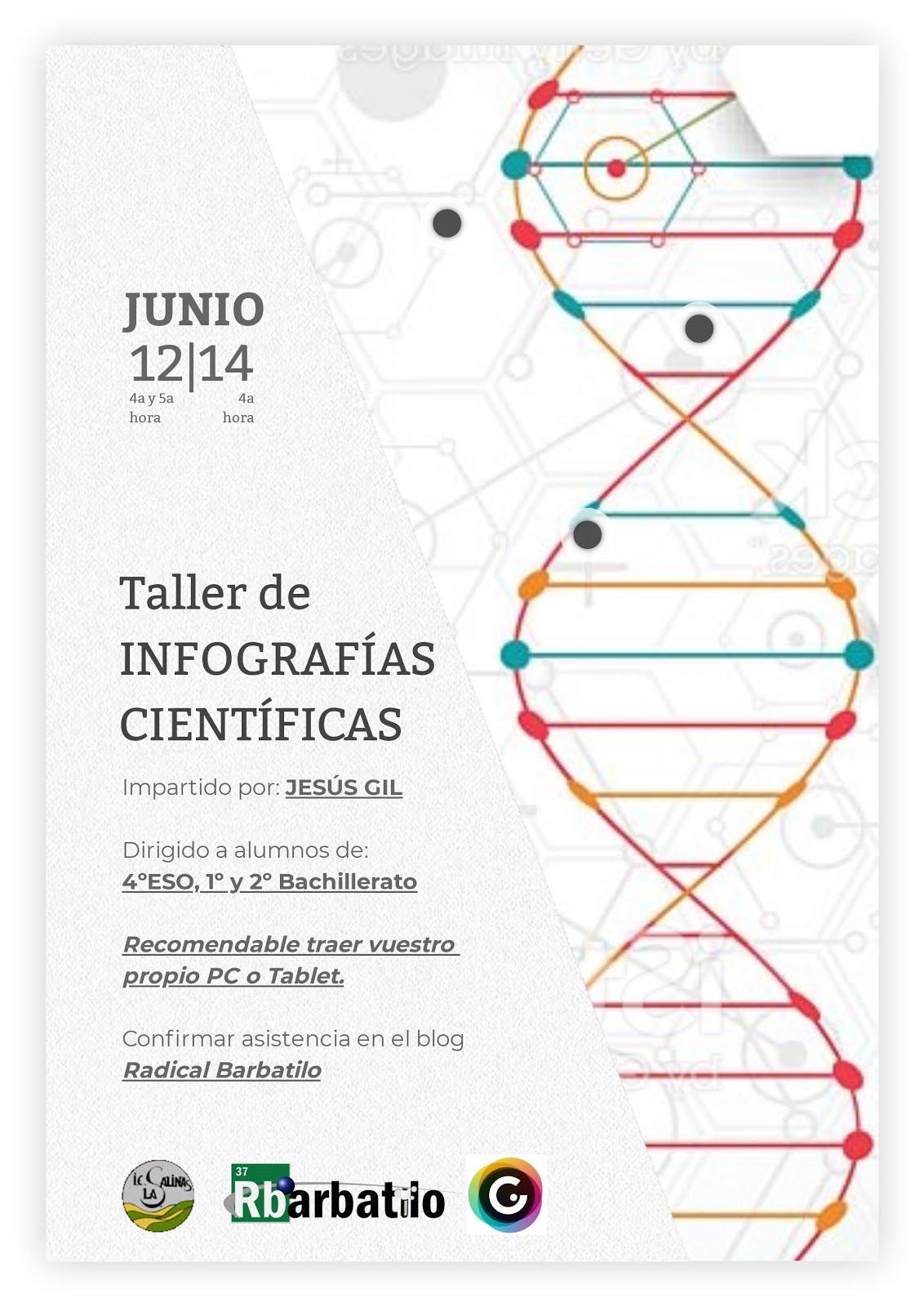Taller Infografías Científicas | IES Las Salinas