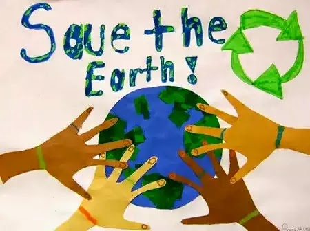 Environment Day Posters For Kids Latest earth day slogans posters 2015 ...
