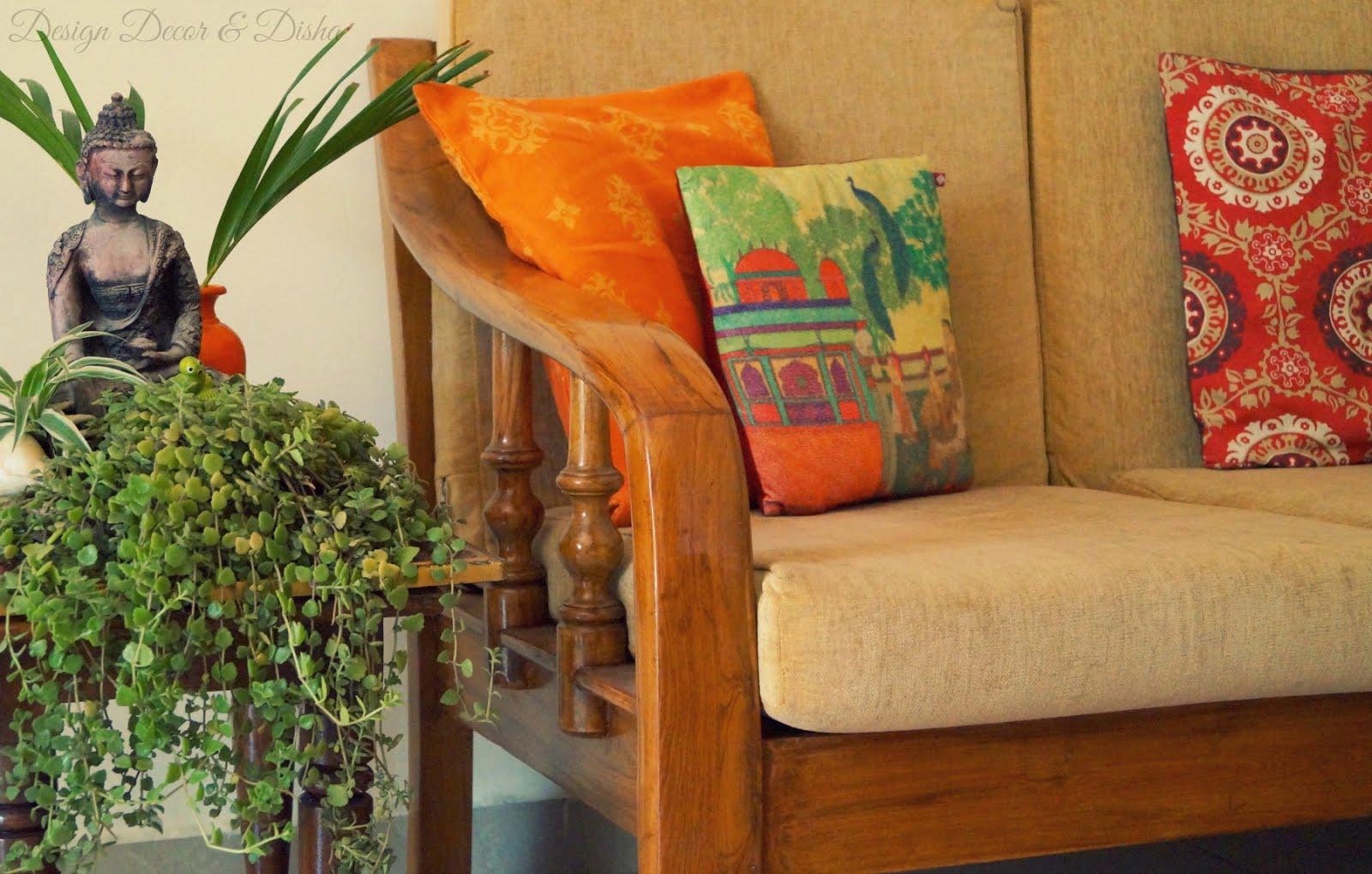 Design Decor Disha Sofa Makeover And Some Tips Quick Living Room