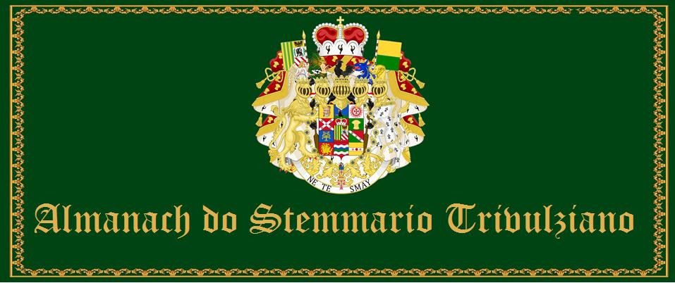 ALMANACH DO STEMMARIO TRIVULZIANO