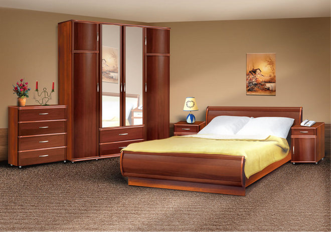 Modern Wood Bedroom Sets Furniture Design Blogmetro