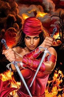 Daredevil Casting News - Elektra!