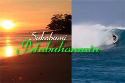 Pantai Pelabuhan Ratu Sukabumi