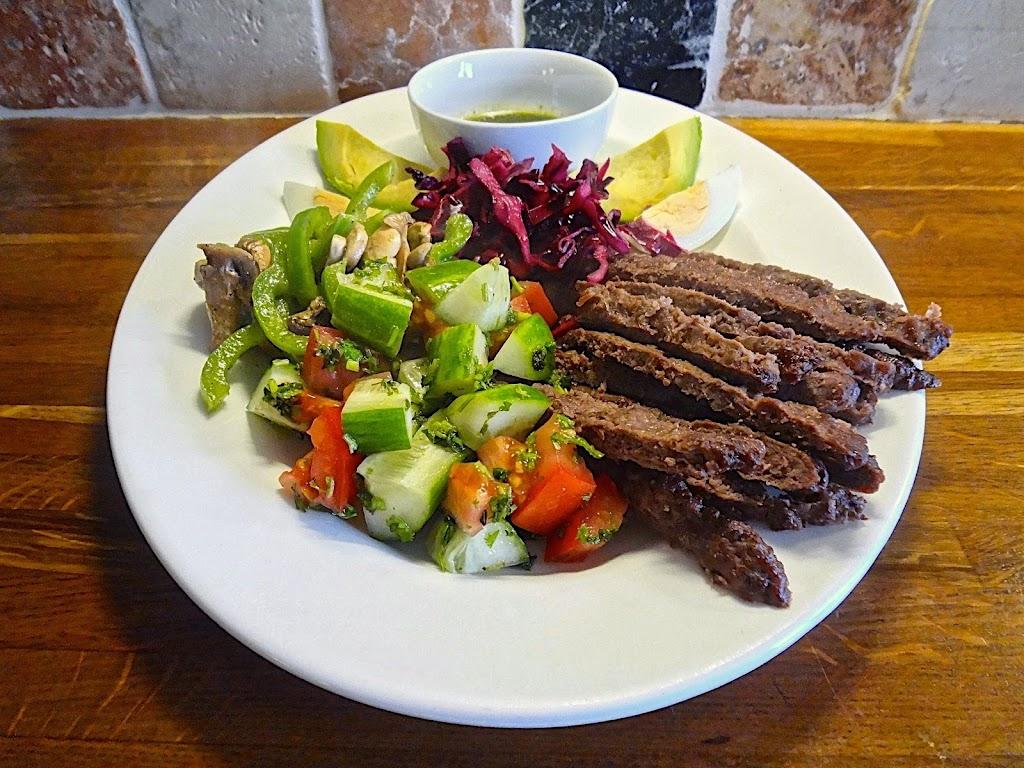 Cheats' Carne Asada