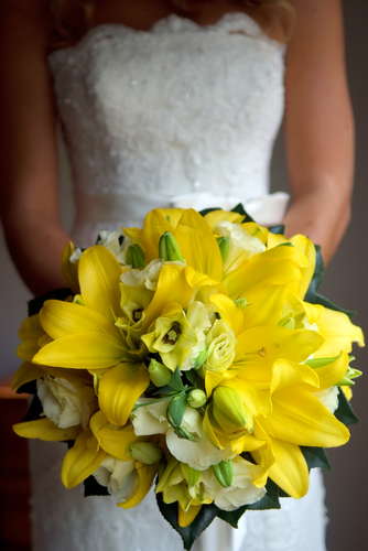If the ring fits beautiful floral bouquets for A lot of different flowers make a bouquet
