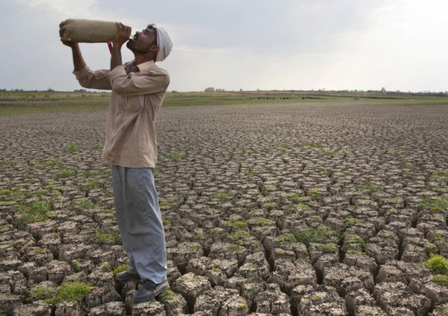 51 ° - Rekordhitze in Indien
