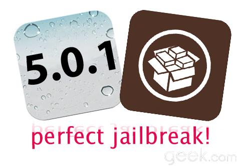 iOS 5.0.1【完美越獄】紅雪 redsn0w 0.9.10b1工具發佈!