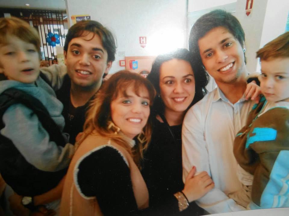 DEPOIMENTO DE ANA PAULA AO MAE BACANA