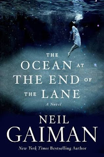 The Ocean at the End of the Lane, Neil Gaiman cover
