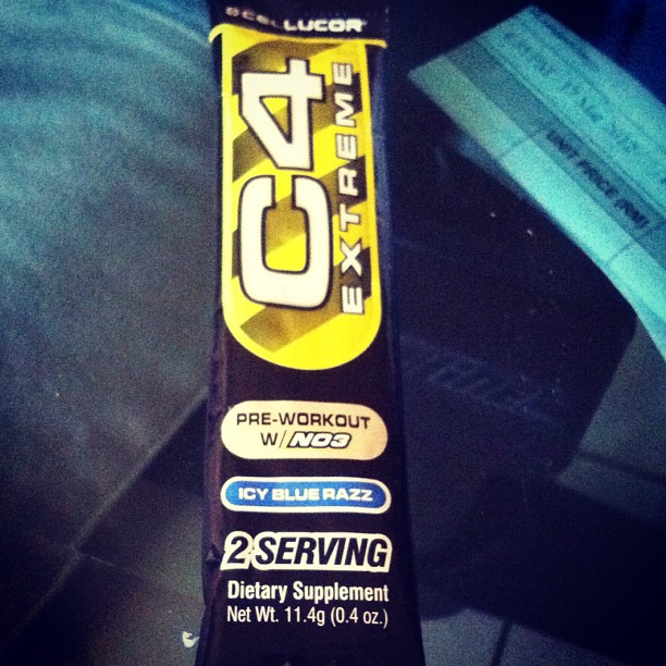 Leon's Fitness blog: Cellucor C4 Extreme Review