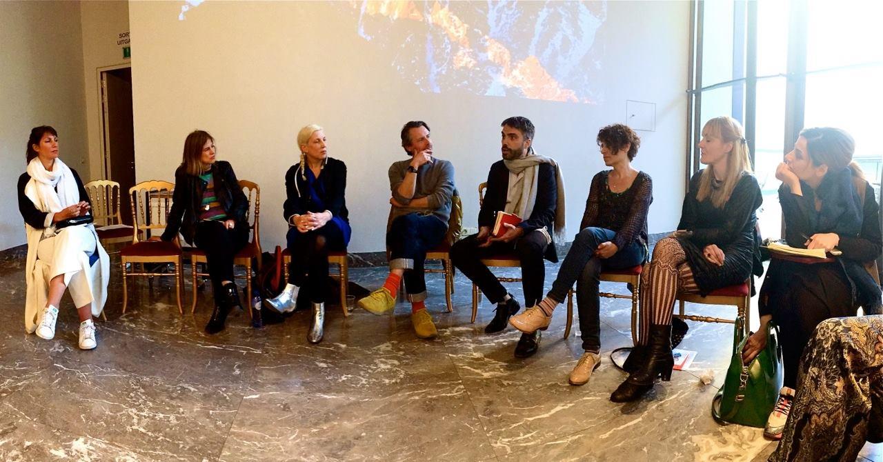 Poppositions Art Fair - Artist Talk