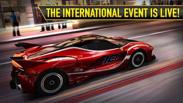Download Game CSR Racing v3.1.0 MOD APK+DATA