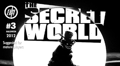 The Secret World The Cat God