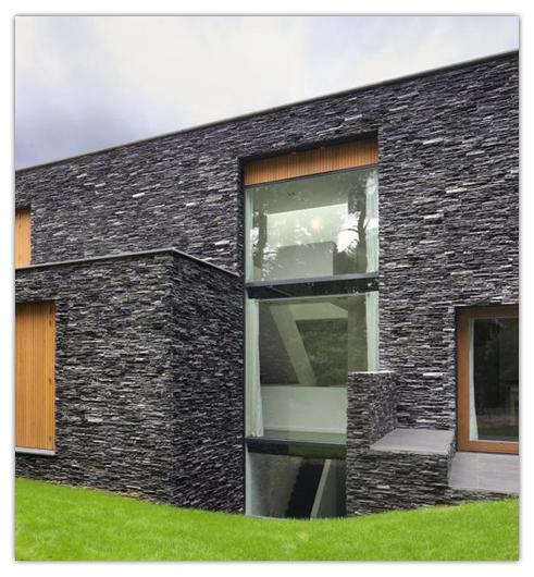 Desain Rumah Minimalis Batu Alam Terbaik