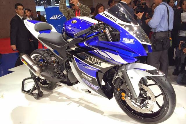 Kumpulan Foto Yamaha R25