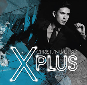 Christian Bautista X Plus Album Cover