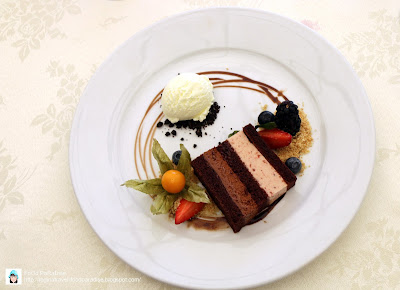Valentine Menu at David Brown Restaurant, Penang Hill