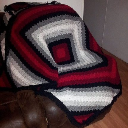 C2C Illusion Blanket - Tutorial