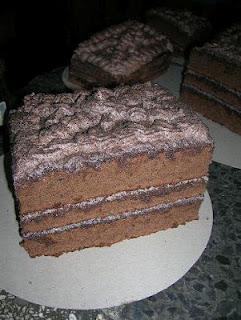 Receta de cake tatianof