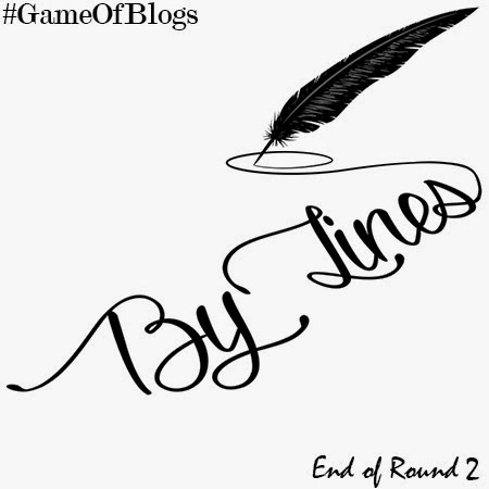 End of Round 2 (GameOfBlogs): Day 72 of 100 Happy Days Challenge